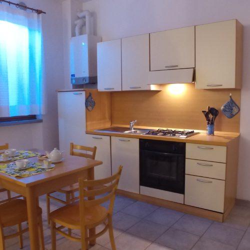 Casa Vacanze Toscana - Appartamento Borgo 2 - Cucina | Corso 15 Case Vacanza