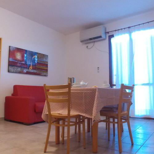 Casa Vacanze Toscana - Appartamento Piazza 2 - Living | Corso 15 Case Vacanza