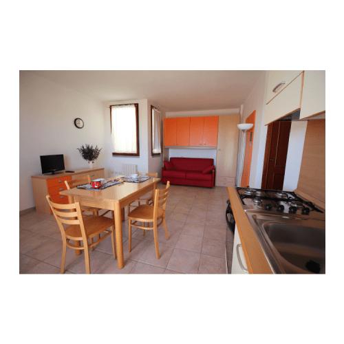 Casa Vacanze Toscana - Appartamento - Living & Cucina | Corso 15 Case Vacanza