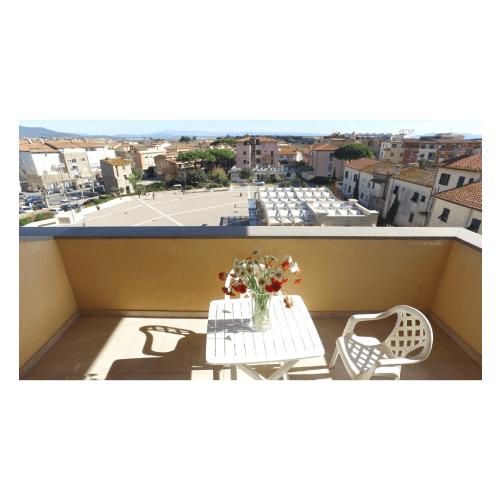 Casa Vacanze Toscana - Appartamento - Terrazzo | Corso 15 Case Vacanza