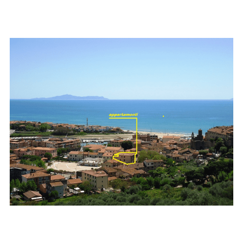 Casa Vacanze Toscana - Palazzina Posizione | Corso 15 Case Vacanza